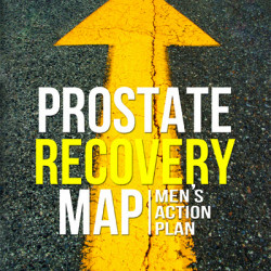 Prostate Recovery MAP - Men's Action Plan 3rd Ed.